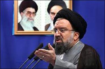 خاتمی در نماز جمعه تهران: حکومت باید جاده صاف کن بهشت باشد.