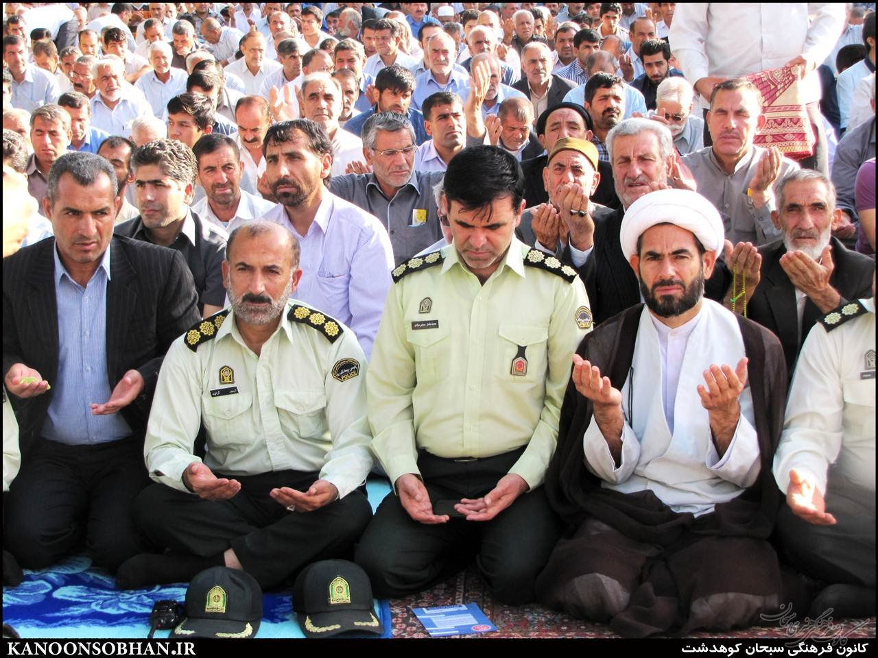 گزارش تصویری نماز عید سعید فطر 93 کوهدشت لرستان/کانون سبحان کوهدشت/ عکس:حمید آدمی 93