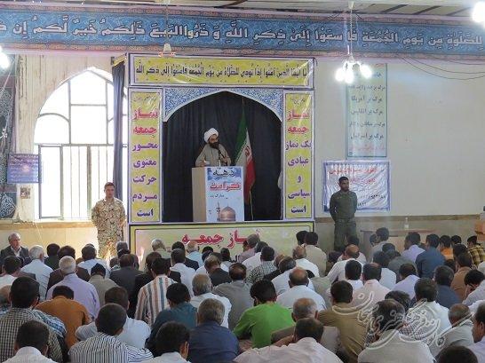 امام جمعه رومشکان:اختصاص دادن بودجه هاي کلان به بخش فرهنگي موجب پياده کردن فرهنگ صحيح اسلامي می شود.