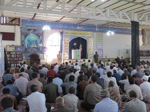 حجت الاسلام جمیاری : نبود اداره پست از جمله مشکلات شهرستان رومشکان است./روز عرفه ، روز جدا شدن از از نفس و روز مناجات است.