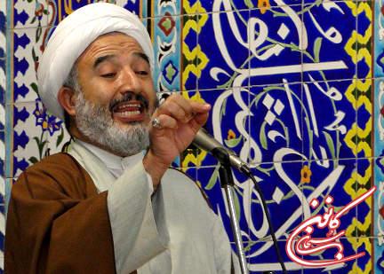 امام جمعه کوهدشت:  سیاسی بازی ممنوع!!!/ وقتیکه به یکی از علما توهین می کنند خیال می کنید بنده باید سکوت کنم؟!