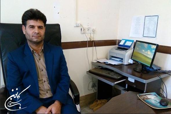 معارفه اسد نصرالهی به عنوان رئیس جدید اداره صنعت، معدن و تجارت کوهدشت