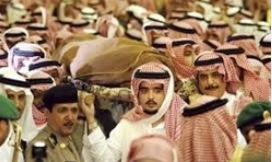 جزئیات تشییع و تدفین ملک عبدالله پادشاه ۹۰ ساله عربستان