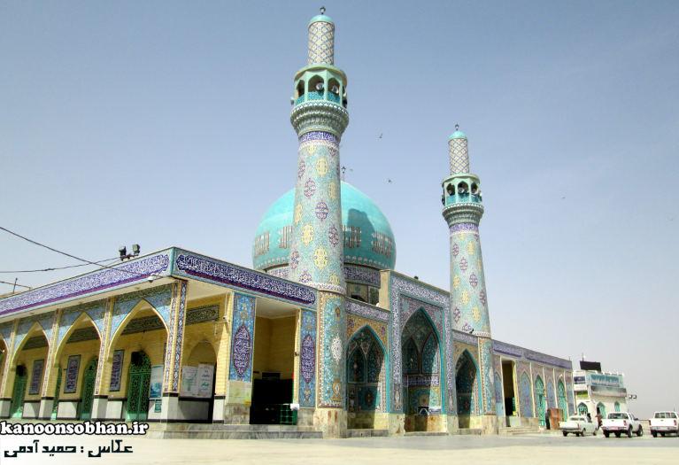 امامزاده محمد کوهدشت
