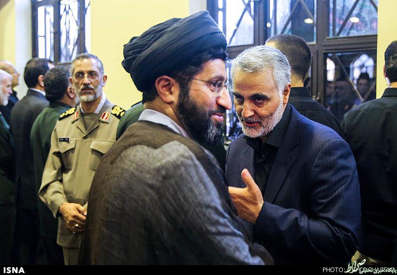 تسلیت رهبری به احمدینژاد