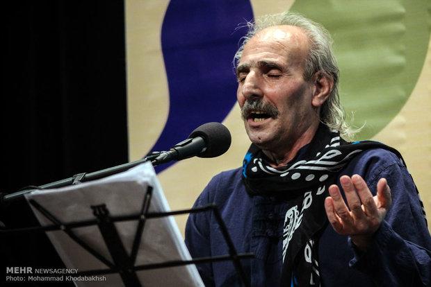اجرای گروه زاگرس با صدای استاد ایرج رحمان پور/تصویری