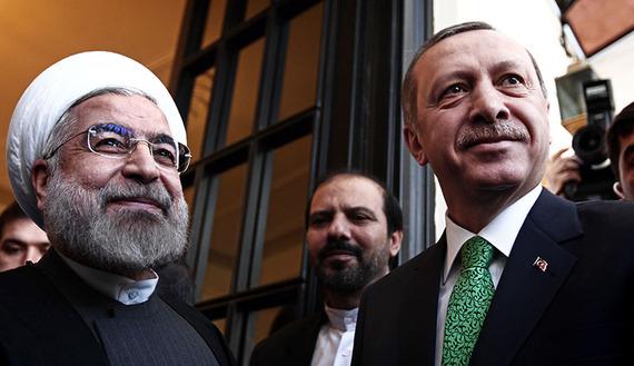 IRAN-TURKEY-DIPLOMACY