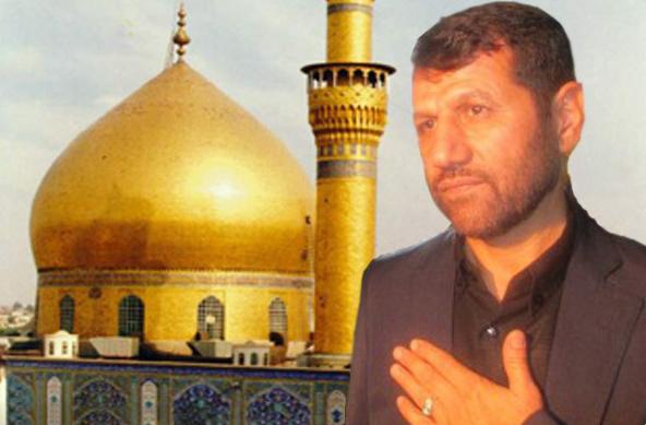 شهادت سردار حاج هادی کجباف مدافع حریم اهلبیت(ع) در سوریه