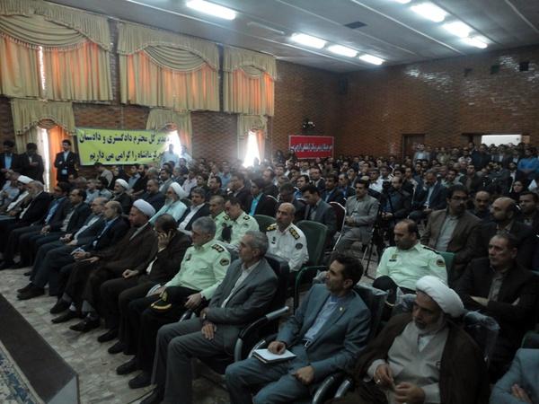 گزارش تصویری مراسم تودیع و معارفه شهردار جدید کرمانشاه