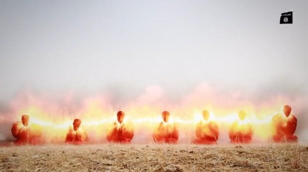 ادامه جنایات داعش؛ ابداع روشهای جدید اعدام توسط جنایتکاران داعش