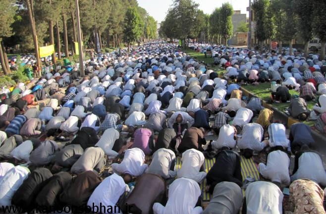 (تصاویر مربوط به عید فطر سال 1393 می باشد)