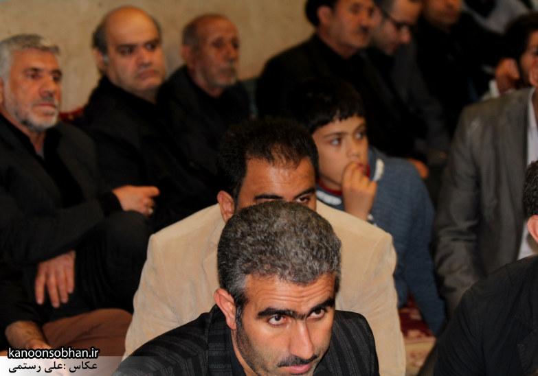 تصاویر سخنرانی ادیب یزدی در کوهدشت محرم 94 (1)