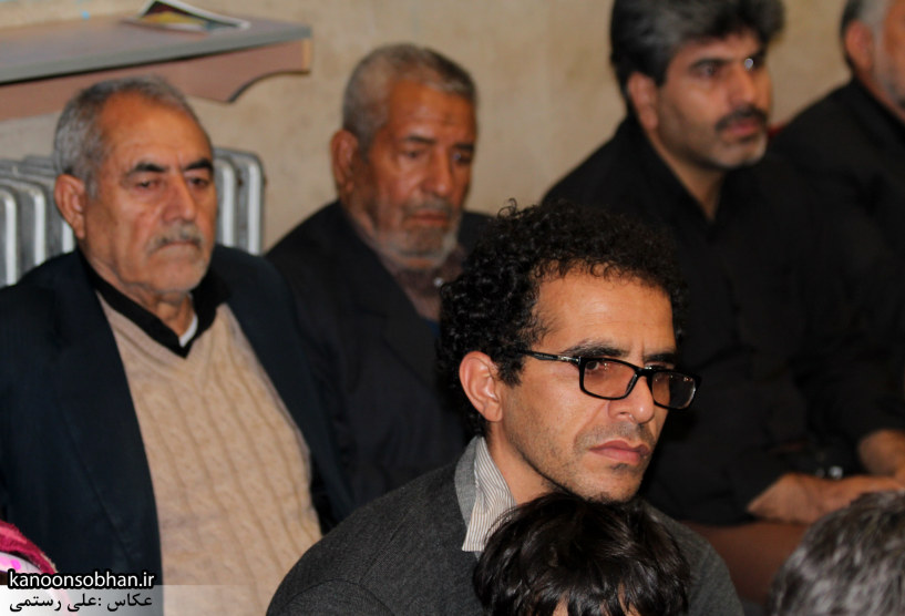 تصاویر سخنرانی ادیب یزدی در کوهدشت محرم 94 (2)