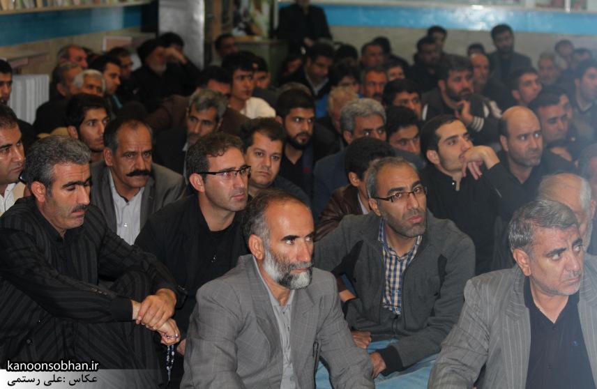تصاویر سخنرانی ادیب یزدی در کوهدشت محرم 94 (27)