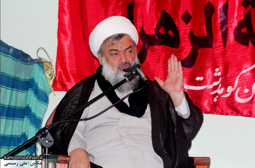 تصاویر سخنرانی ادیب یزدی در کوهدشت محرم 94 (7)