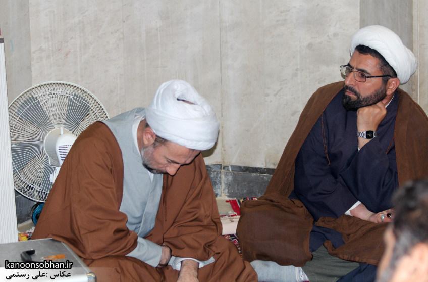 تصاویر سخنرانی ادیب یزدی در کوهدشت محرم 94 (8)