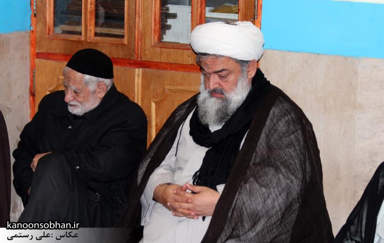 تصاویر شب دوم مراسم سخنرانی حجت الاسلام ادیب یزدی در مسجد جامع کوهدشت (1)