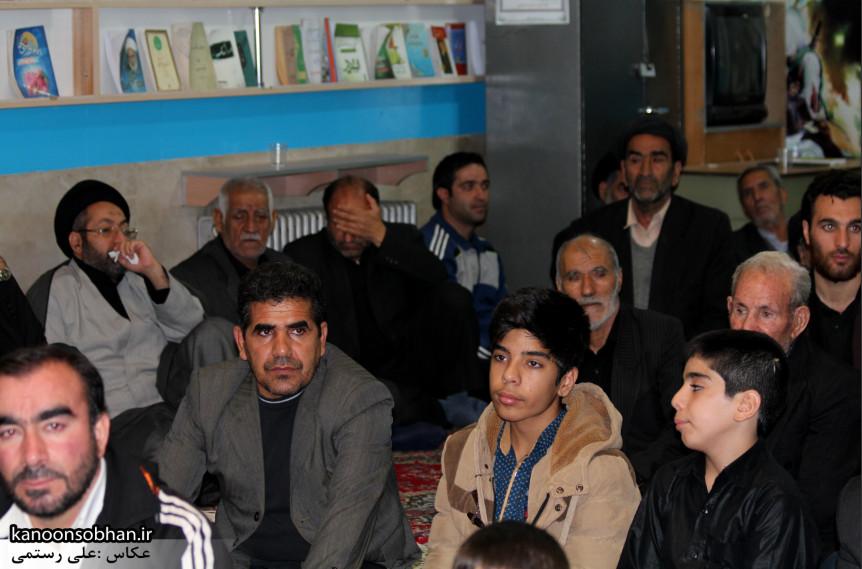 تصاویر شب دوم مراسم سخنرانی حجت الاسلام ادیب یزدی در مسجد جامع کوهدشت (10)