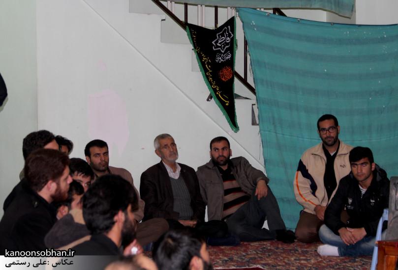 تصاویر شب دوم مراسم سخنرانی حجت الاسلام ادیب یزدی در مسجد جامع کوهدشت (14)