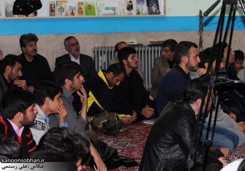 تصاویر شب دوم مراسم سخنرانی حجت الاسلام ادیب یزدی در مسجد جامع کوهدشت (15)