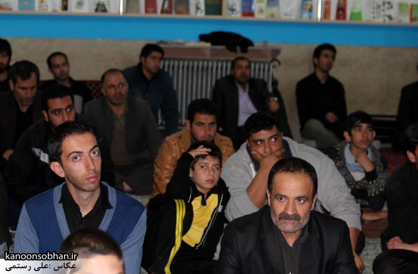 تصاویر شب دوم مراسم سخنرانی حجت الاسلام ادیب یزدی در مسجد جامع کوهدشت (16)