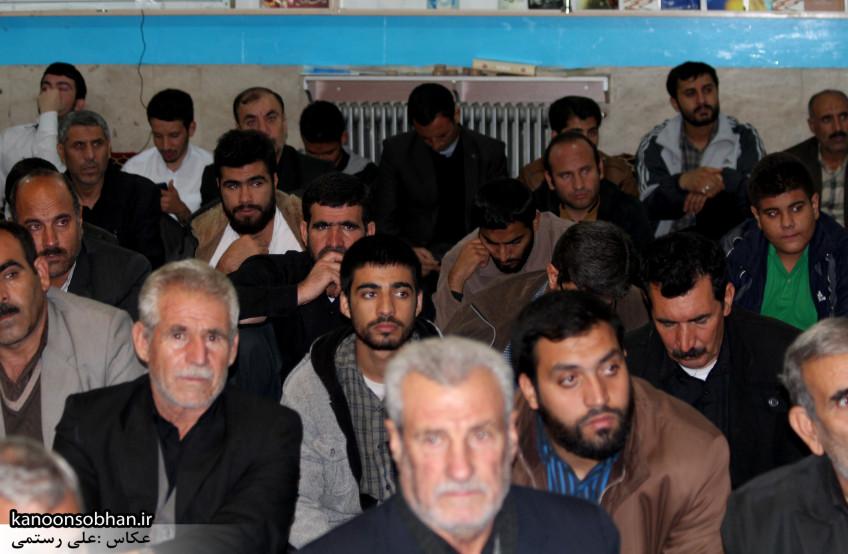 تصاویر شب دوم مراسم سخنرانی حجت الاسلام ادیب یزدی در مسجد جامع کوهدشت (17)