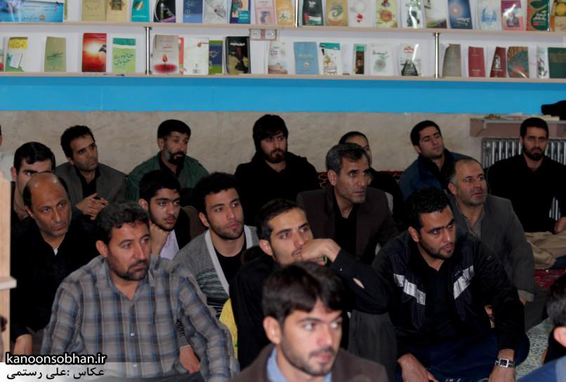 تصاویر شب دوم مراسم سخنرانی حجت الاسلام ادیب یزدی در مسجد جامع کوهدشت (18)