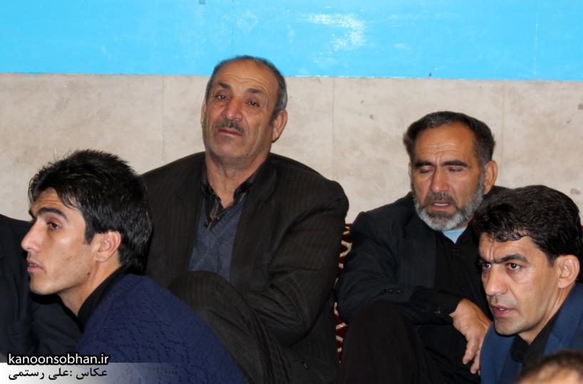 تصاویر شب دوم مراسم سخنرانی حجت الاسلام ادیب یزدی در مسجد جامع کوهدشت (19)