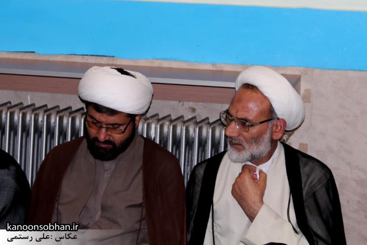 تصاویر شب دوم مراسم سخنرانی حجت الاسلام ادیب یزدی در مسجد جامع کوهدشت (2)