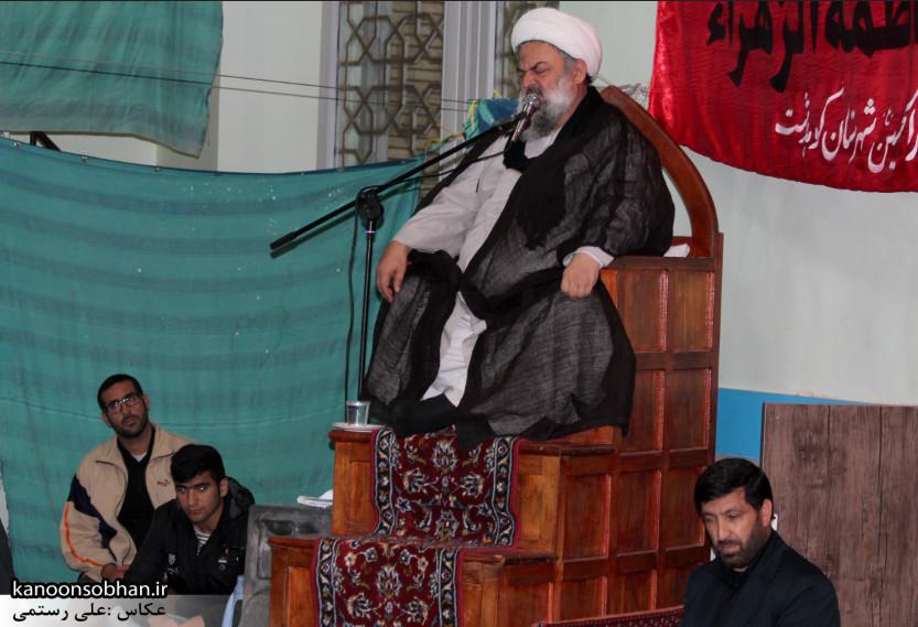 تصاویر شب دوم مراسم سخنرانی حجت الاسلام ادیب یزدی در مسجد جامع کوهدشت (21)