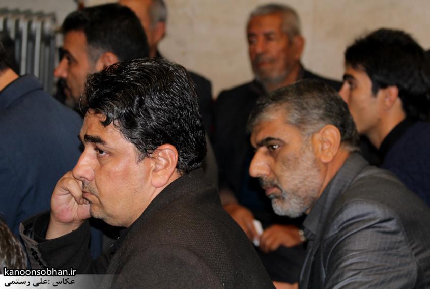 تصاویر شب دوم مراسم سخنرانی حجت الاسلام ادیب یزدی در مسجد جامع کوهدشت (22)