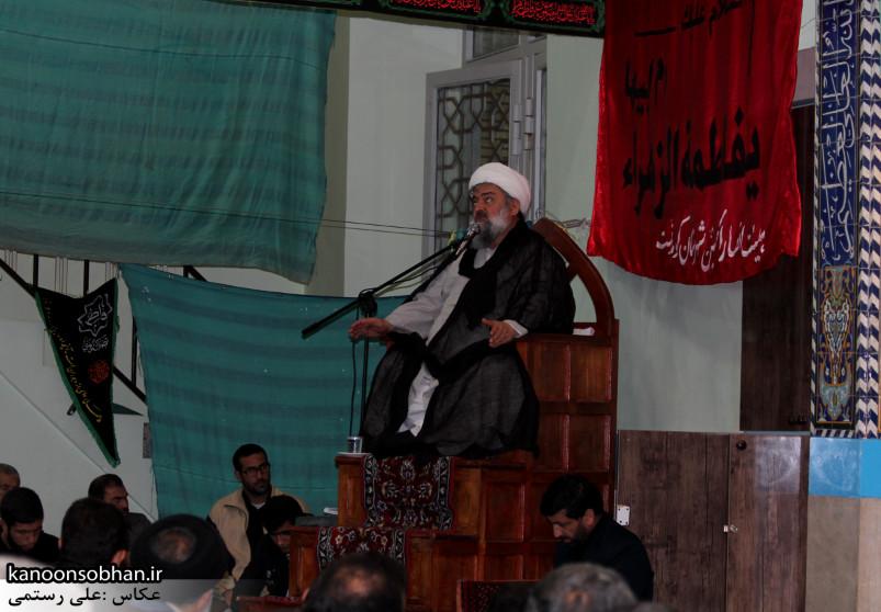 تصاویر شب دوم مراسم سخنرانی حجت الاسلام ادیب یزدی در مسجد جامع کوهدشت (23)