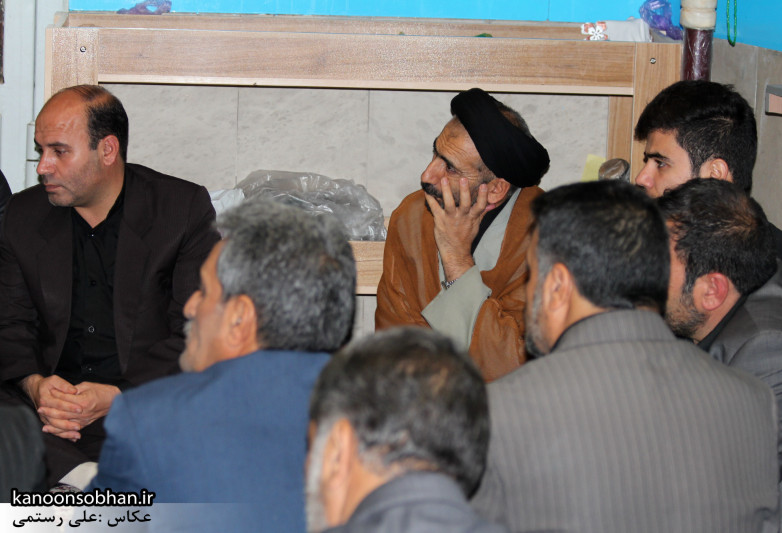 تصاویر شب دوم مراسم سخنرانی حجت الاسلام ادیب یزدی در مسجد جامع کوهدشت (27)