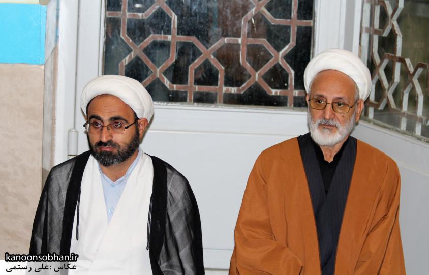 تصاویر شب دوم مراسم سخنرانی حجت الاسلام ادیب یزدی در مسجد جامع کوهدشت (3)