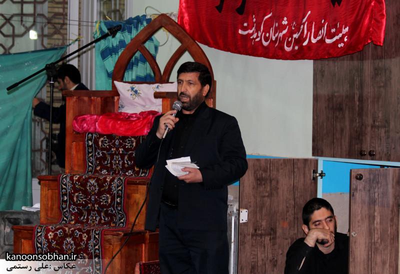 تصاویر شب دوم مراسم سخنرانی حجت الاسلام ادیب یزدی در مسجد جامع کوهدشت (4)