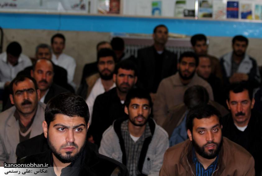 تصاویر شب دوم مراسم سخنرانی حجت الاسلام ادیب یزدی در مسجد جامع کوهدشت (6)