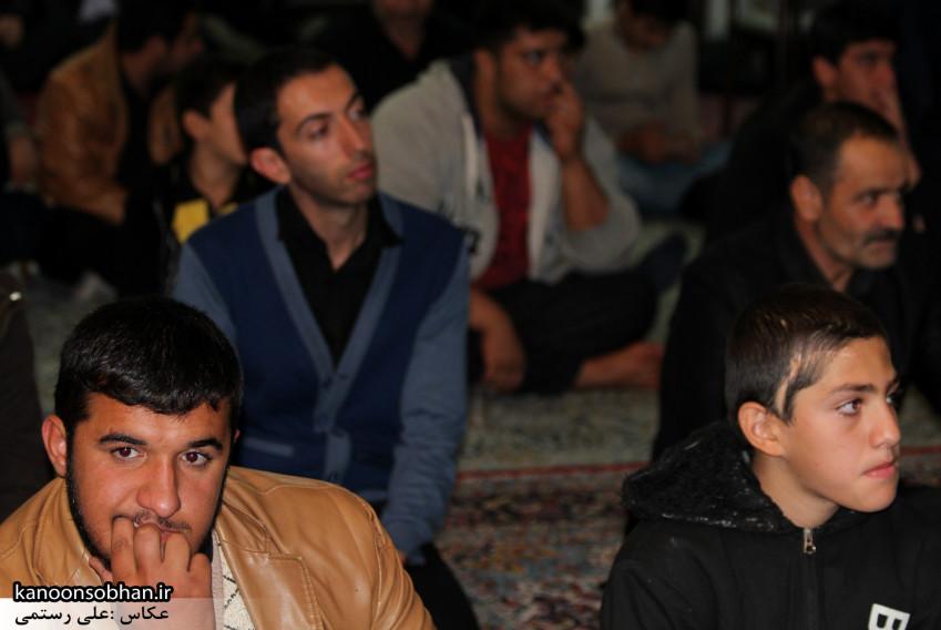 تصاویر شب دوم مراسم سخنرانی حجت الاسلام ادیب یزدی در مسجد جامع کوهدشت (7)