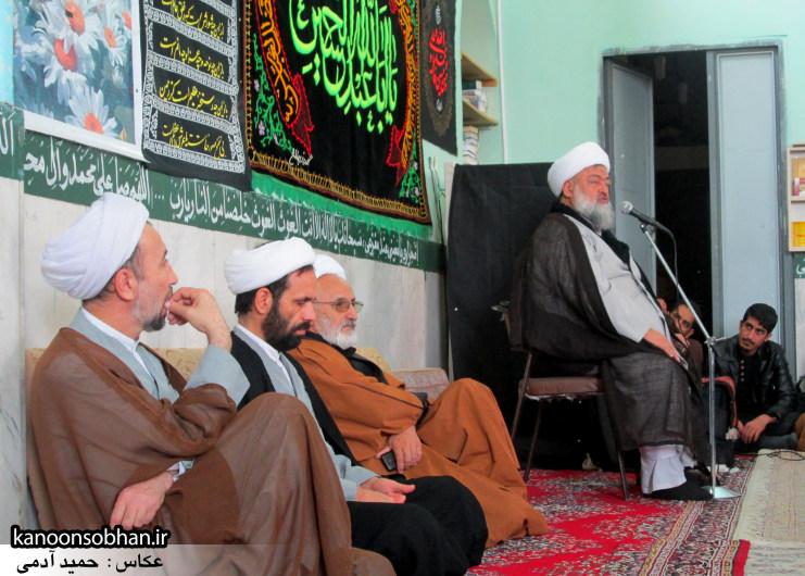 حجت الاسلام ادیب یزدی در جمع طلاب کوهدشتی (19)