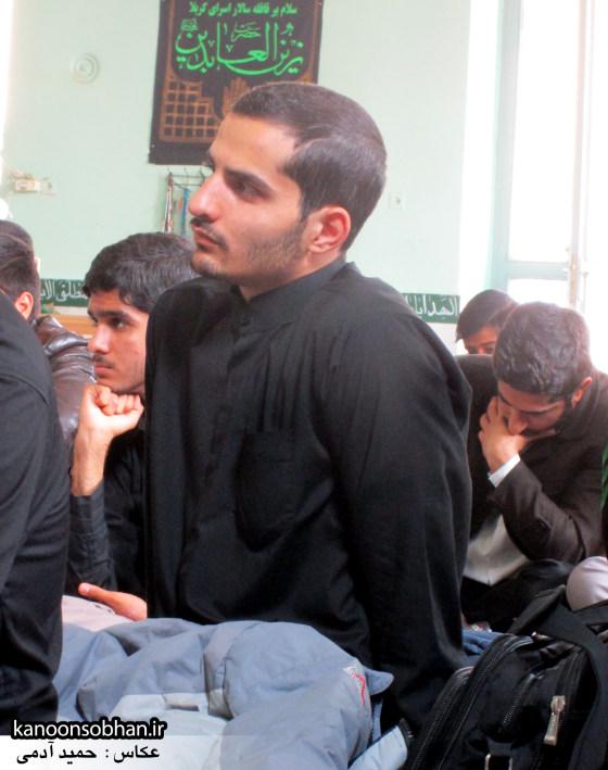 حجت الاسلام ادیب یزدی در جمع طلاب کوهدشتی (22)
