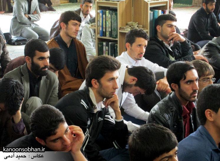 حجت الاسلام ادیب یزدی در جمع طلاب کوهدشتی (24)