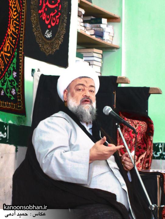 حجت الاسلام ادیب یزدی در جمع طلاب کوهدشتی (6)