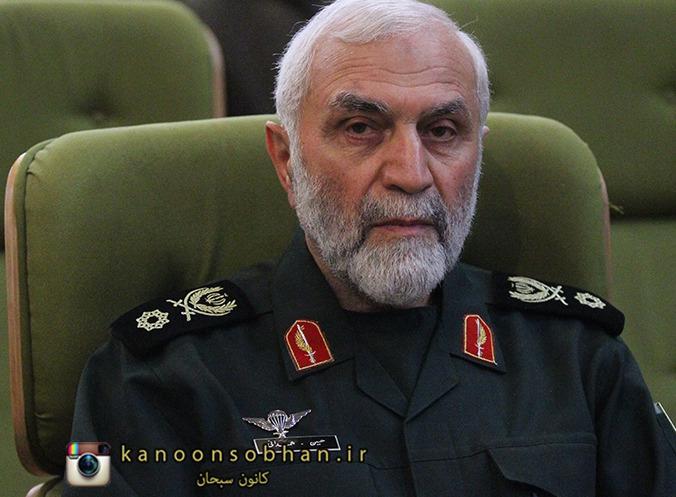 سردار شهيد حسين همداني