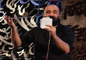 مداحی شب پنجم محرم 1394 با نوای حاج عبدالرضا هلالی