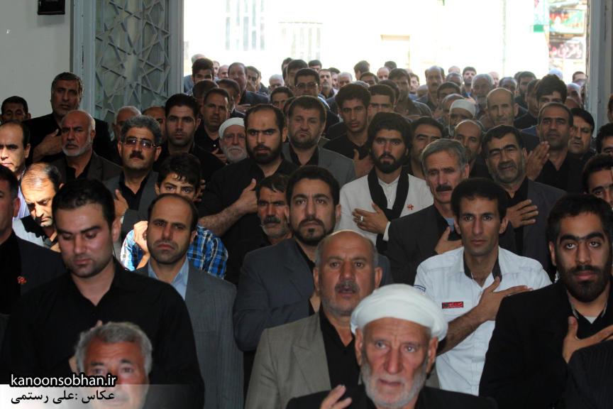 نماز جمعه 1 آبان 94 کوهدشت مصادف با تاسوعای حسینی (19)