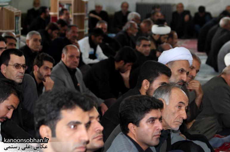 نماز جمعه 1 آبان 94 کوهدشت مصادف با تاسوعای حسینی (6)