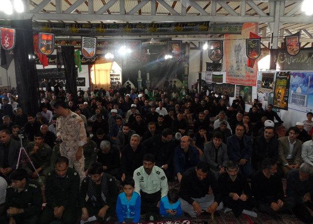 نماز جمعه 24 مهر 94 شهرستان رومشکان02