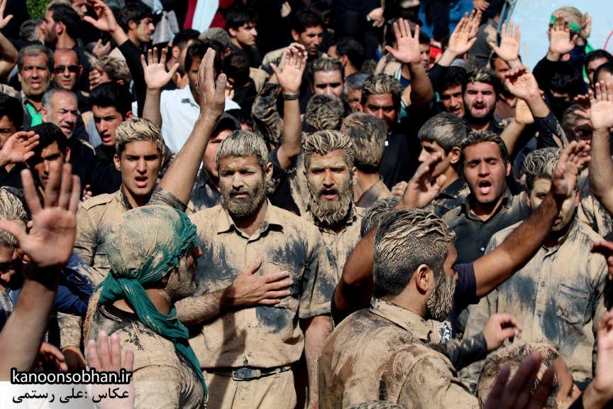 گزارش تصویری «عاشورای حسینی 94 » کوهدشت (2)