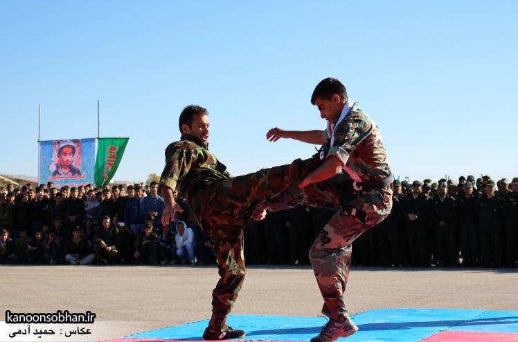تصاویراجرای حرکات نمایشی در اجتماع بزرگ بسیجیان کوهدشت (7)