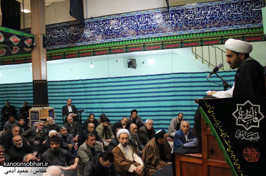 تصاویر «شب سوم» مراسم عزاداری مسجد جامع کوهدشت (7)