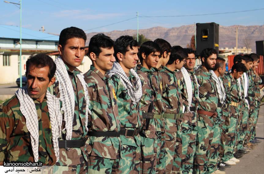 تصاویر اجتماع بزرگ بسیجیان کوهدشت آذر1394 (11)